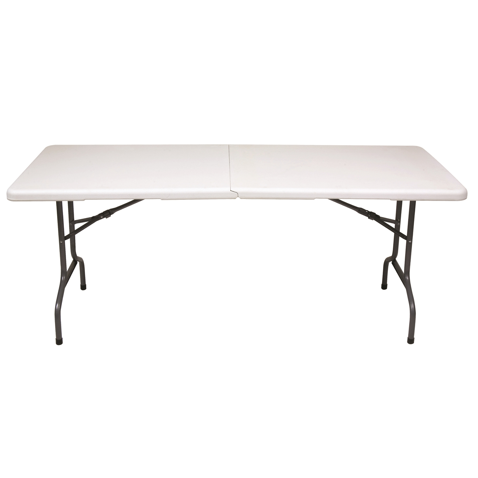 White Foldable Trestle Table Styled Event Hire