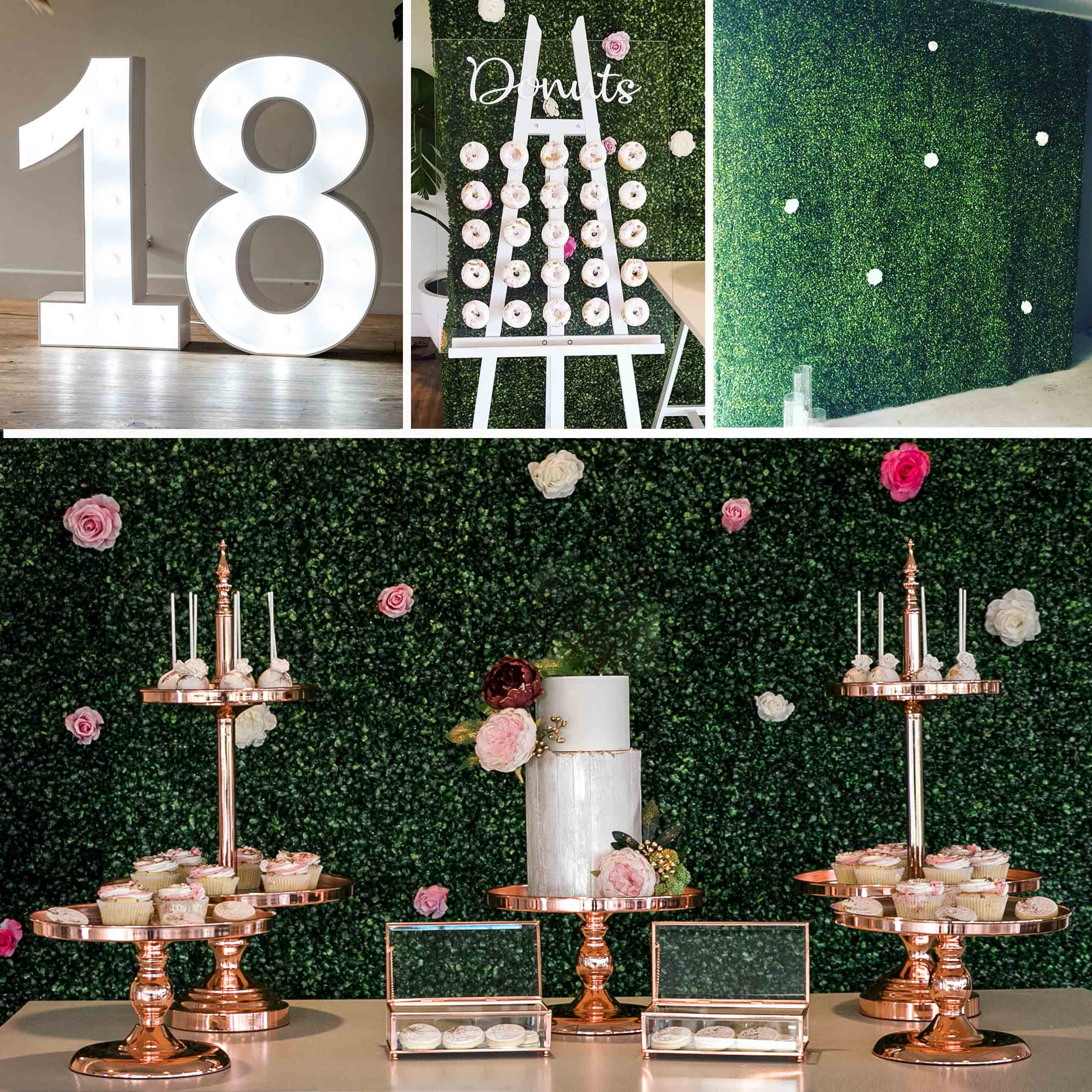 18th Birthday Party Package Hire Props Melbourne Styled